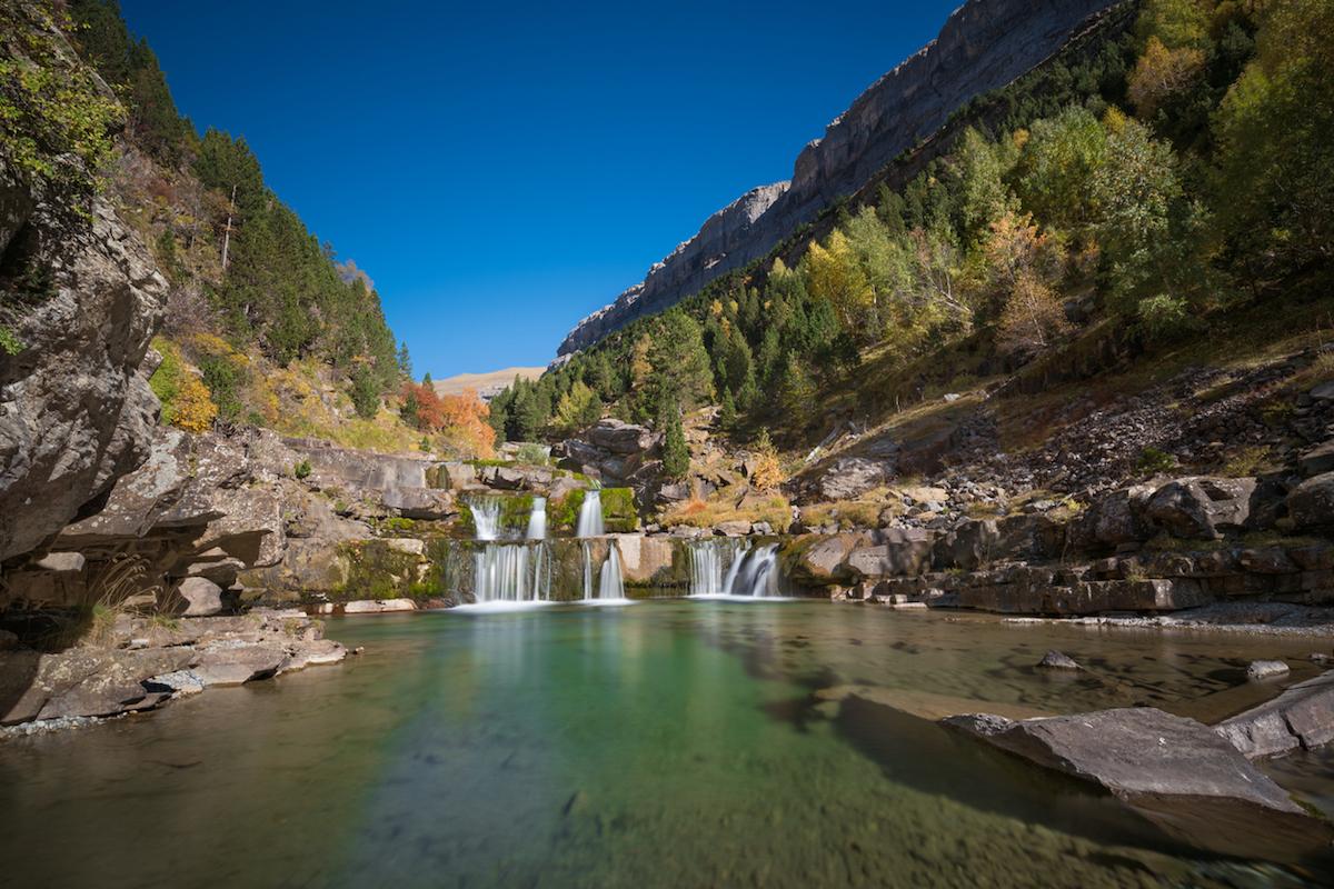 El Parque Nacional de Ordesa es el segundo más antiguo de España (iStock).
