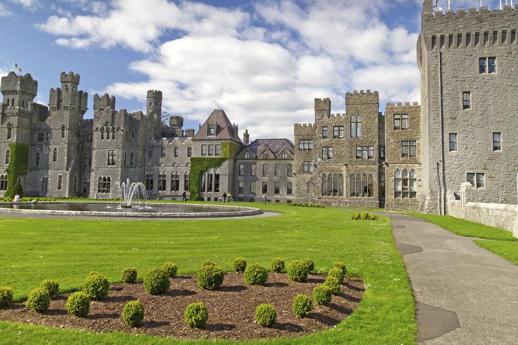 Castillo de Ashford (Condado de Mayo). (iStock)