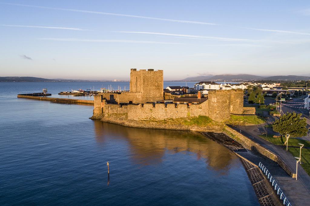 Castillo de Carrickfergus (Antrim). (iStock)