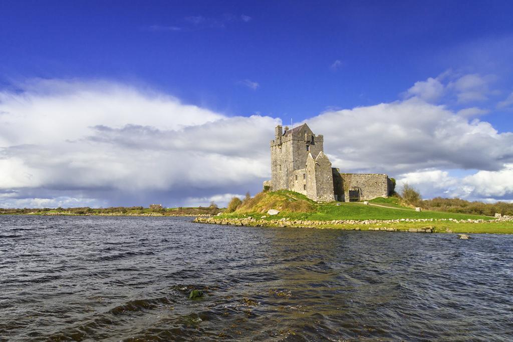 Castillo de Dunguaire (Galway). (iStock)