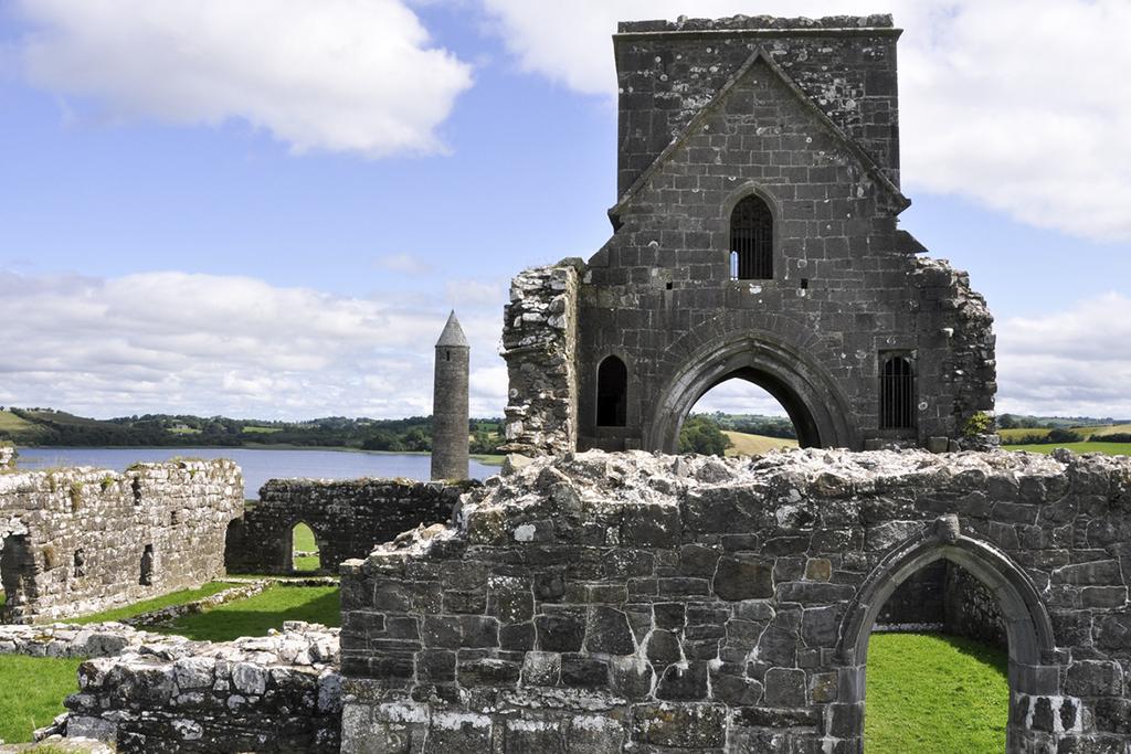 Castillo de Enniskillen (Condado de Fermanagh). (iStock)