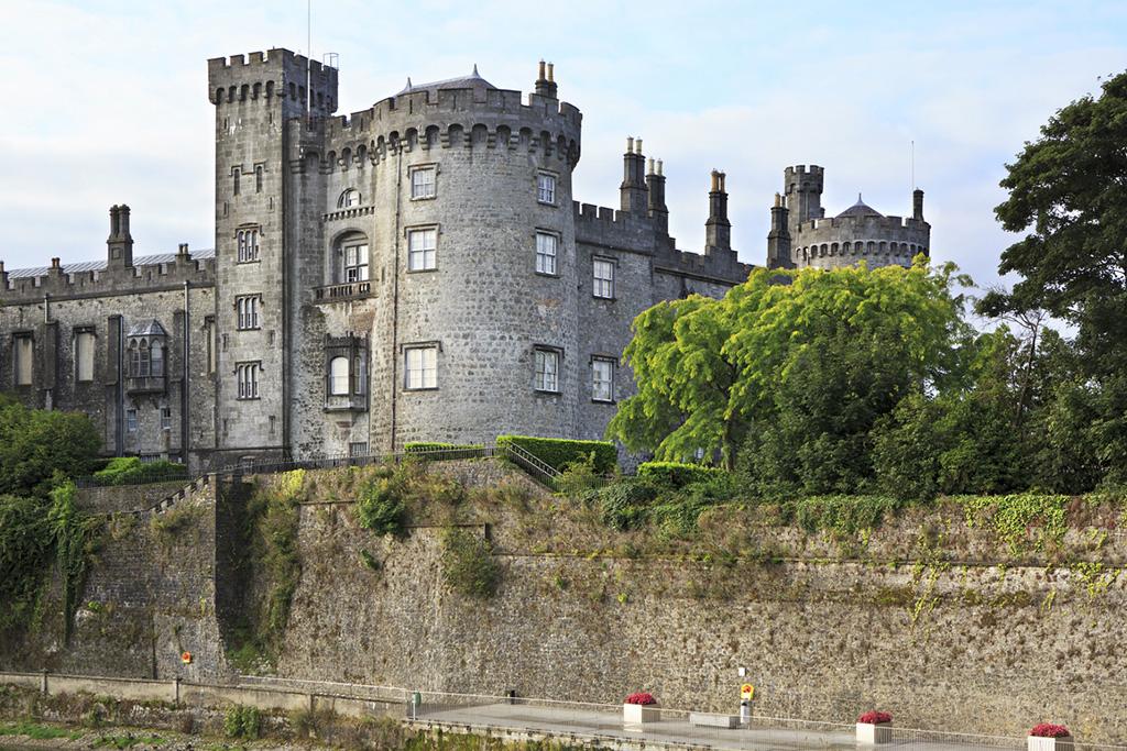 Castillo de Kilkenny (Condado de Kilkenny). (iStock)