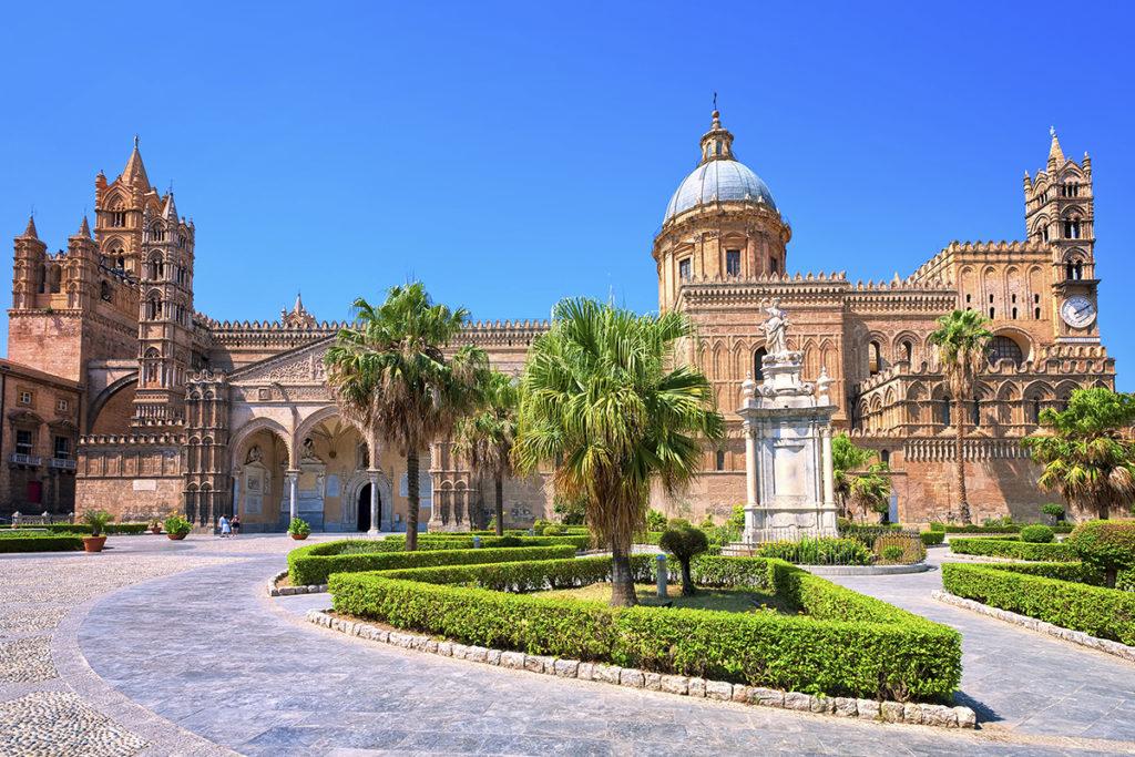 Es uno de lo monumentos más visitados en Sicilia (istock).