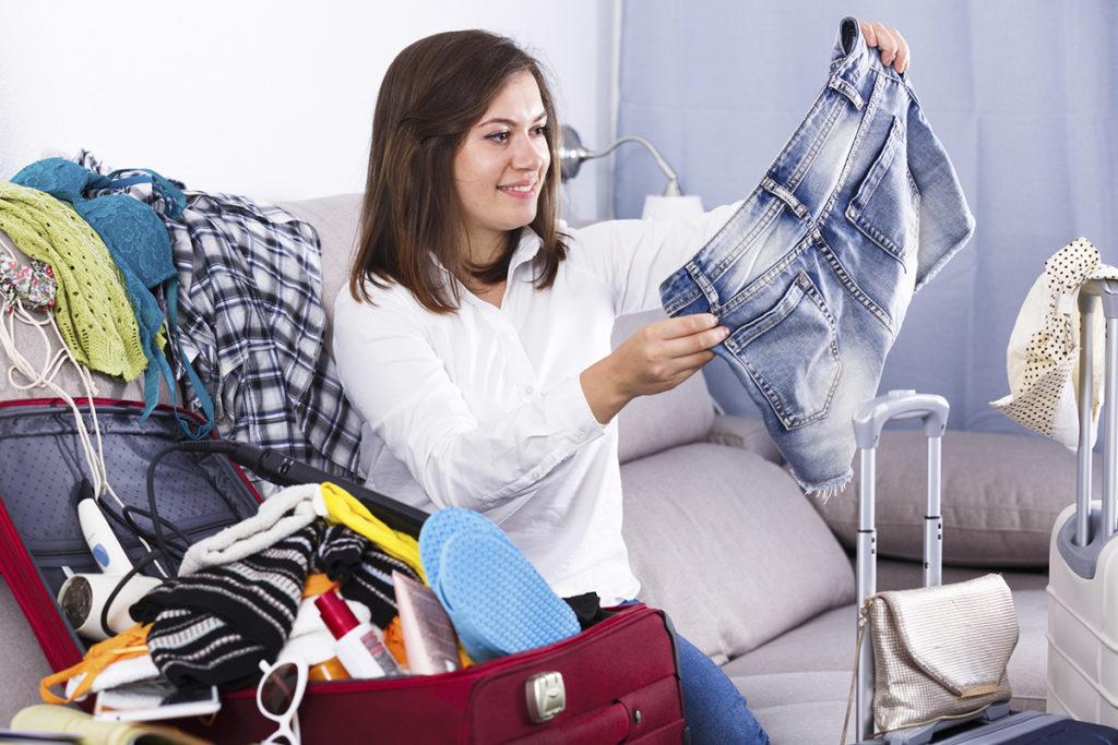 Es la clave de tu comodida. Escoger un calzado y ropa cómodos para la aventura que tienes por delante (istock).