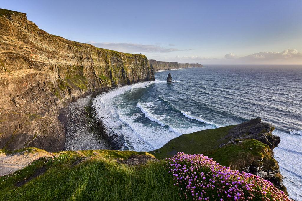 Naturaleza y monumentos, es mucho lo que hay que ver en Irlanda (iStock)