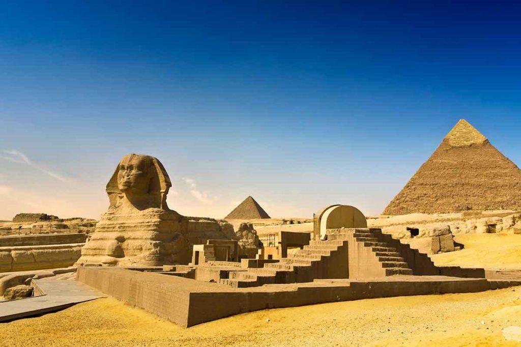 Pirámides de Giza (iStock)