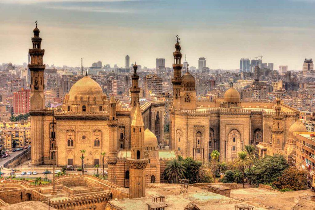 Mezquita del Sultán Hassan (iStock)