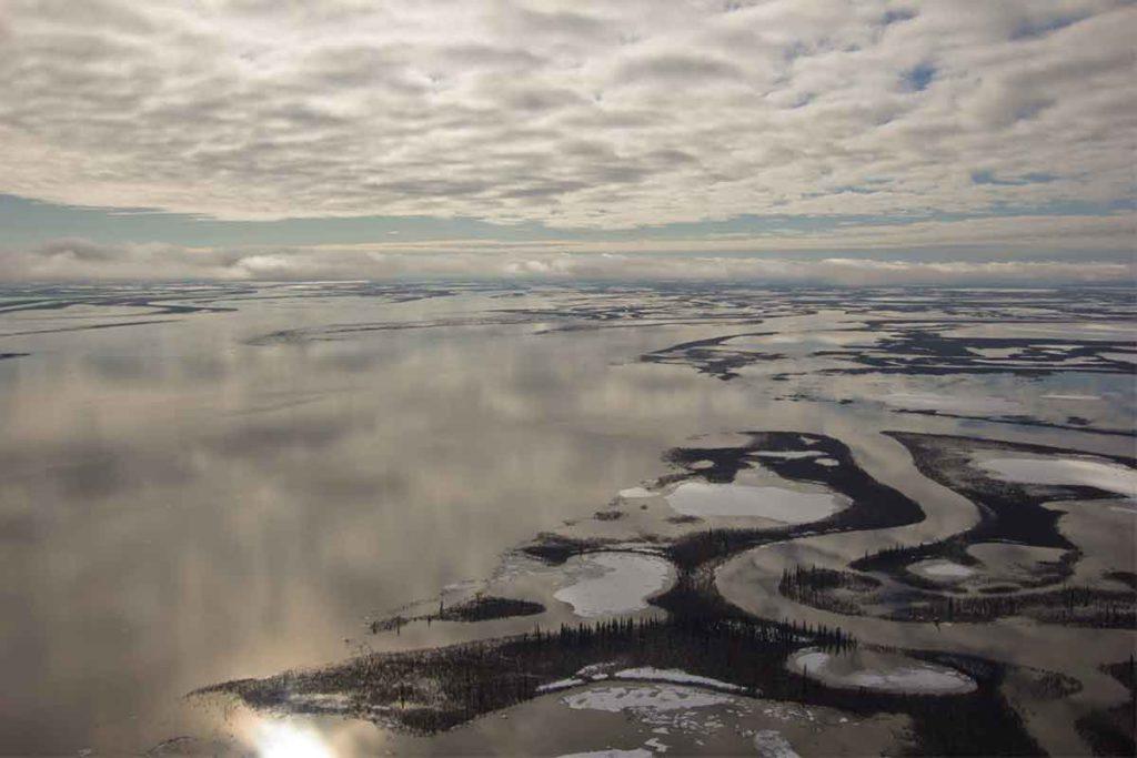 Río Mackenzie (iStock)
