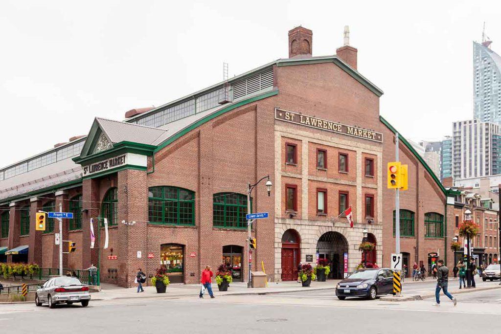 St. Lawrence Market (iStock)