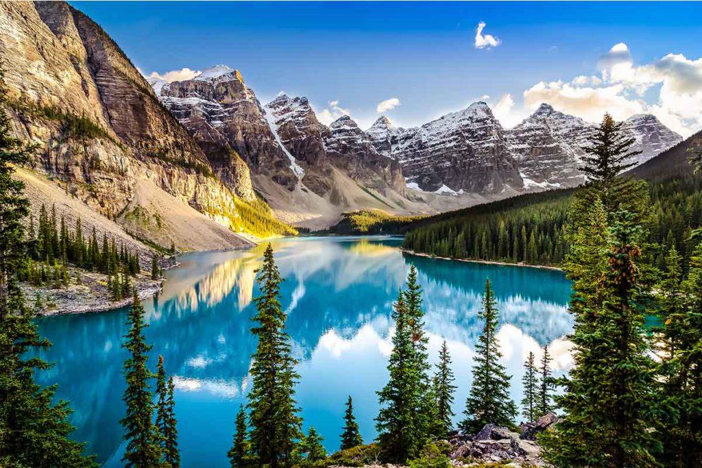 Parque Nacional de Banff (iStock)