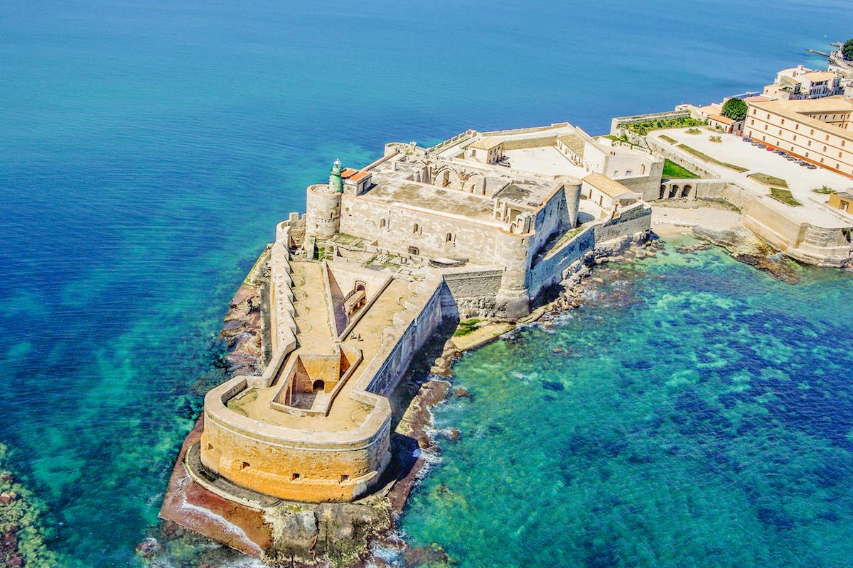 Siracusa fue muy importante en la Antigua Grecia (iStock).