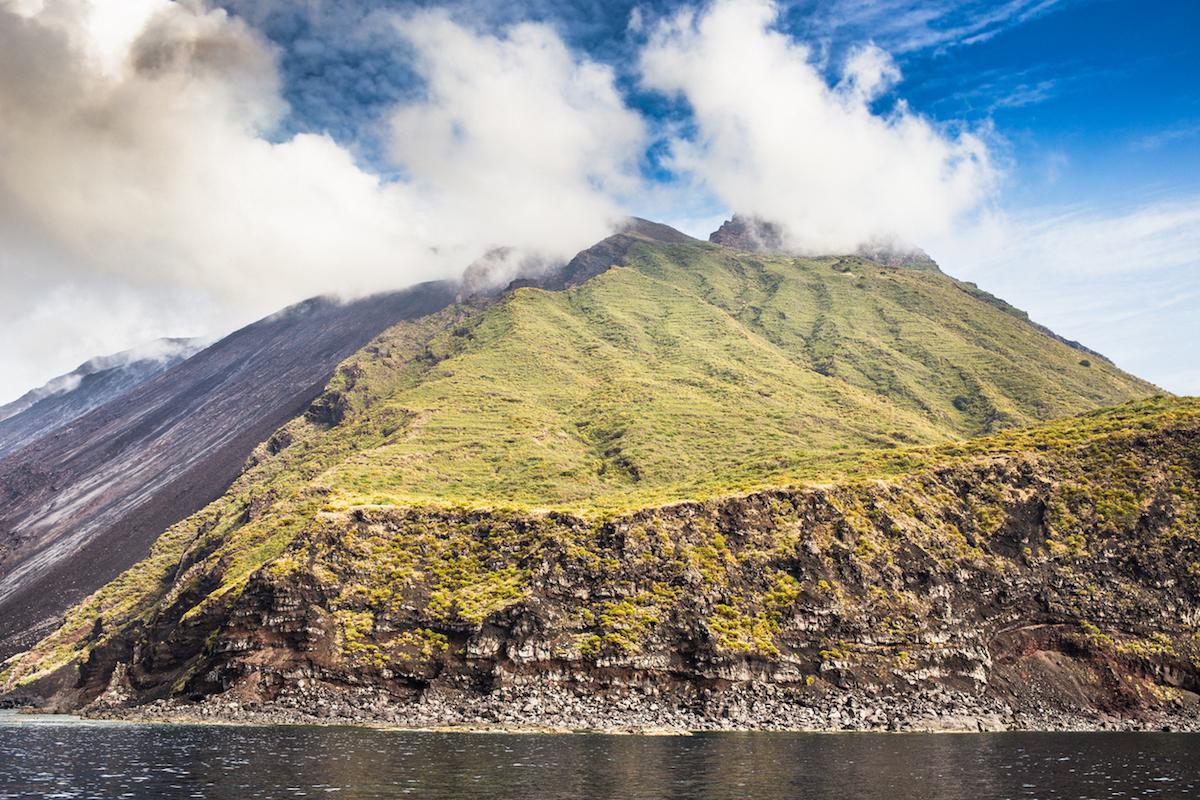 En Italia hay actualmente activos cuatro volcanes, tres de ellos en Sicilia (iStock).