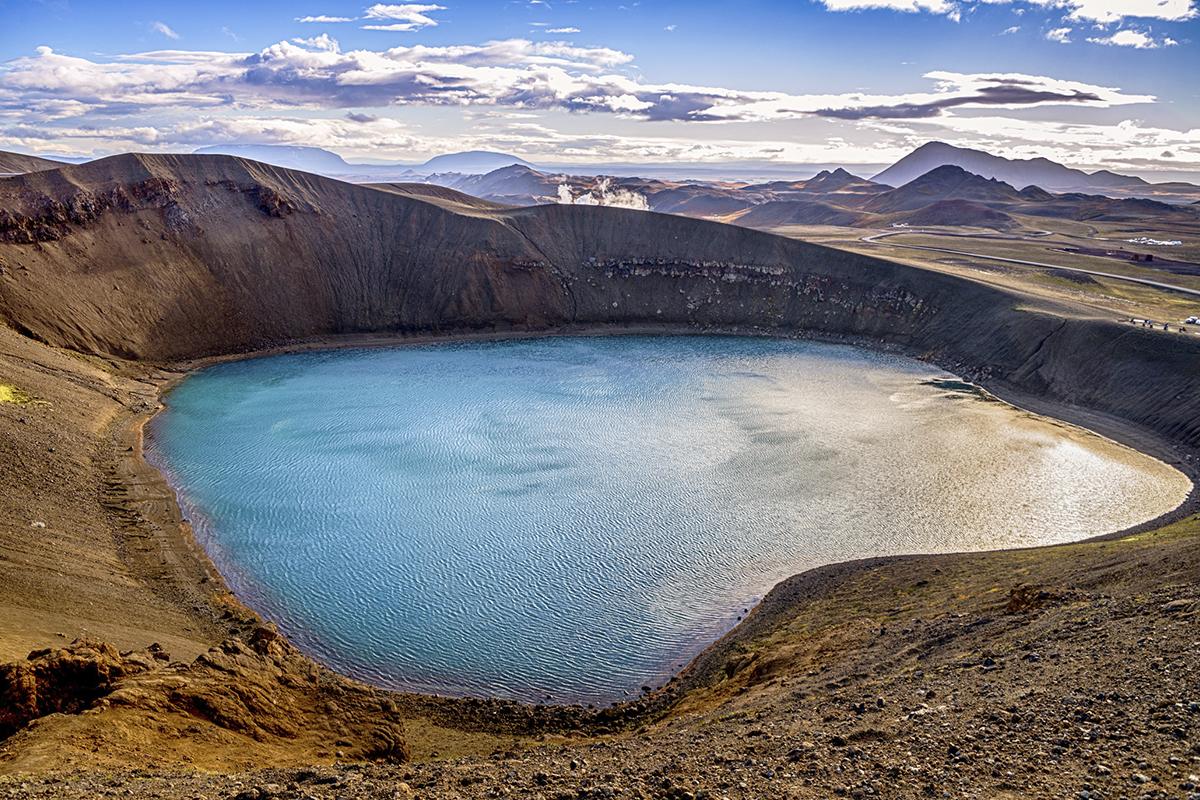 Lago del Viti significa infierno (iStock)