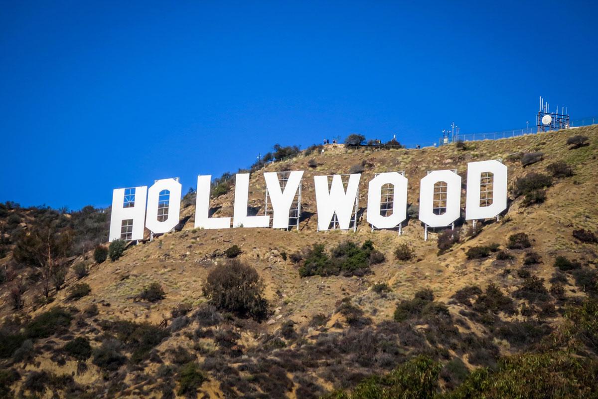 Todo las celebridades se encuentran en Hollywood (iStock)