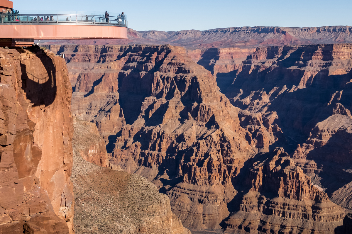 Imagen del Gran Cañón (iStock)