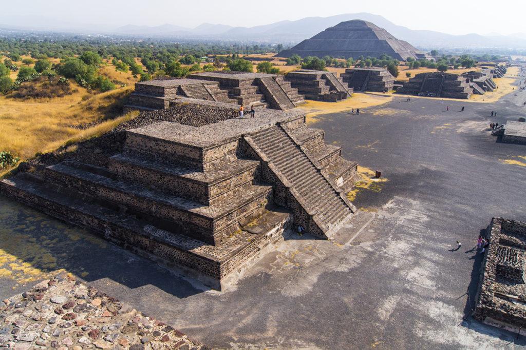 Pirámide de Teotihuacán, México (iStock)