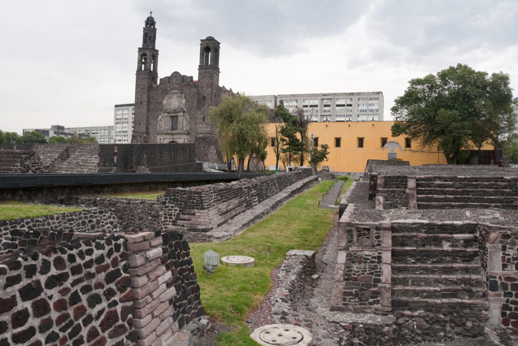 Tlatelolco (iStock)