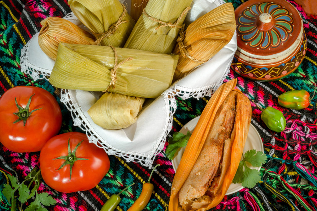 Tamales yucatecos (iStock)