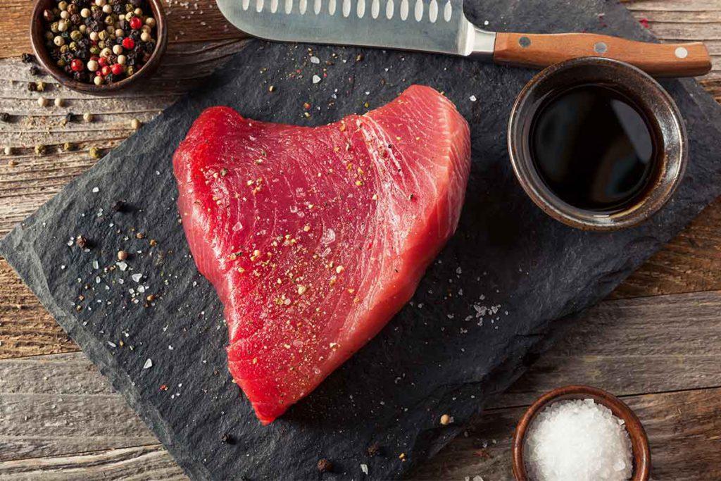 El atún es uno de los pescados más típicos en las mesas de las Azores (iStock)