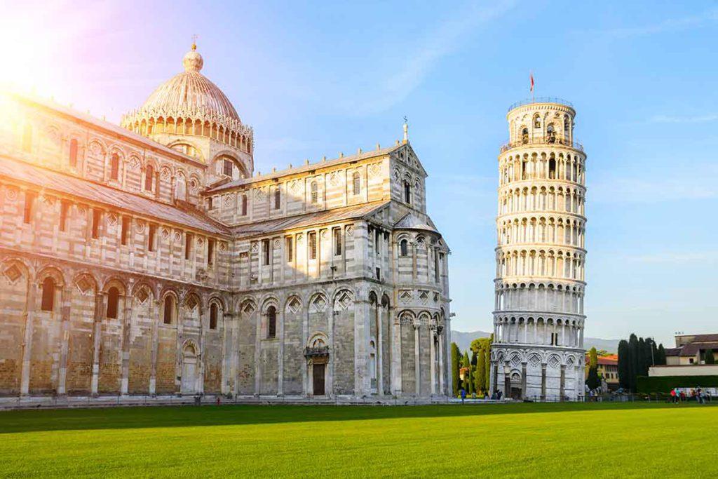 Torre inclinada de Pisa (iStock)
