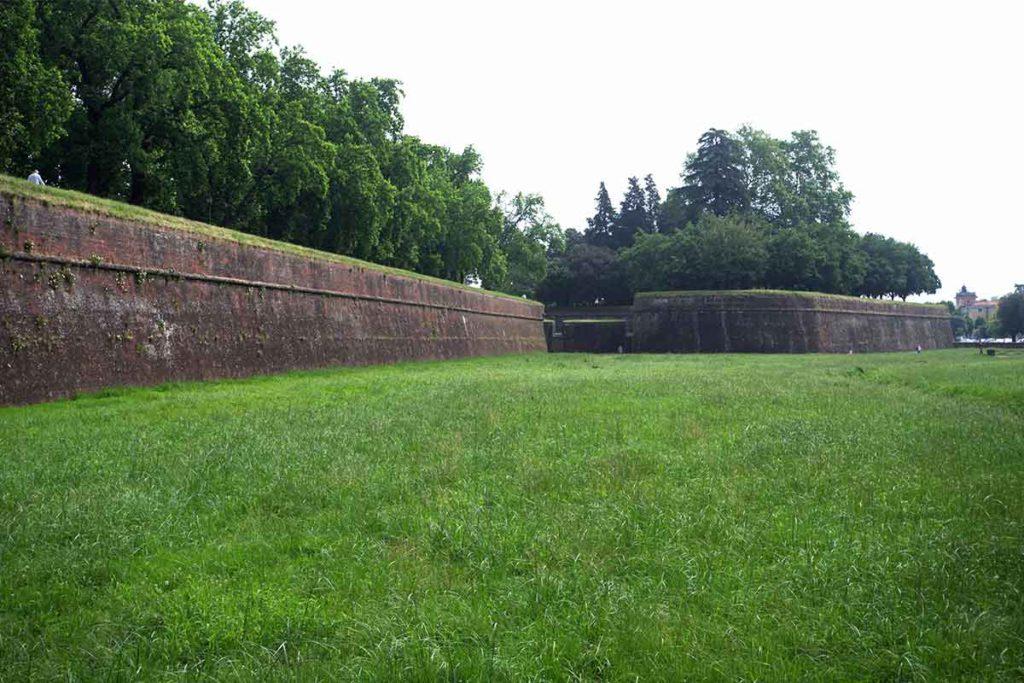 Muralla de Lucca (iStock)