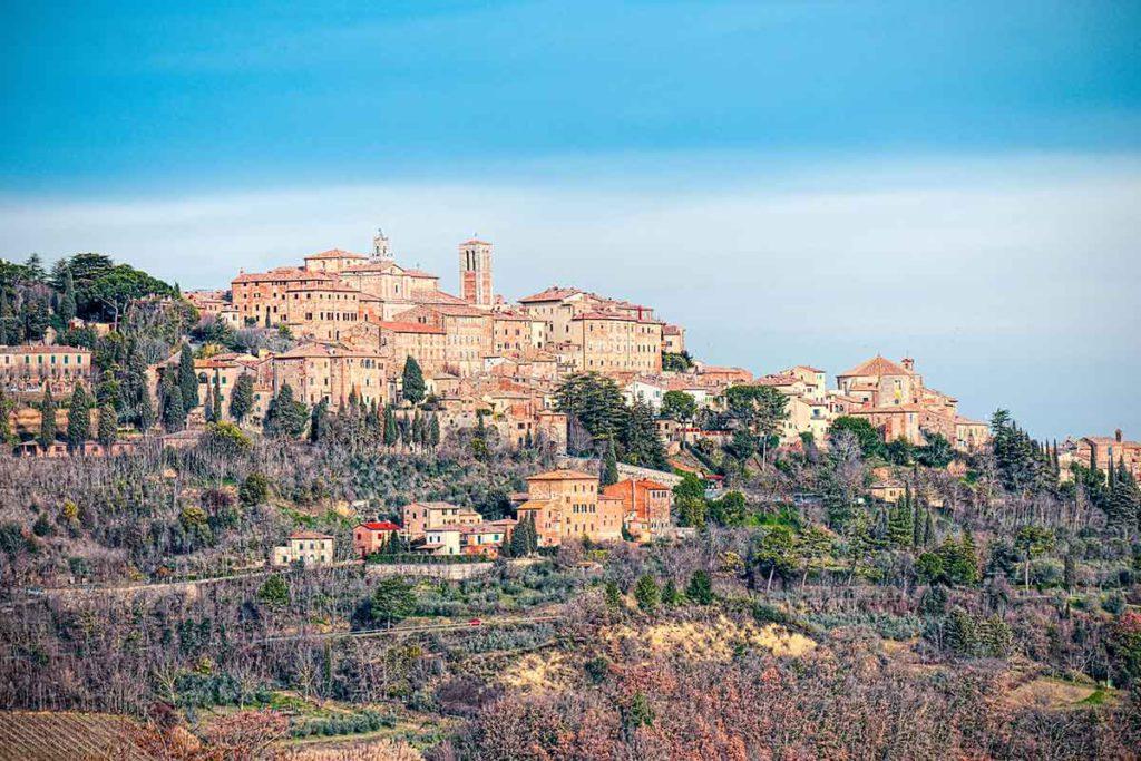 De Montepulciano es el vino Nobile (iStock)
