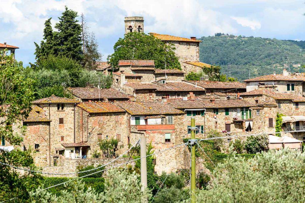Montefioralle tuvo su esplendor en la Edad Media (iStock)