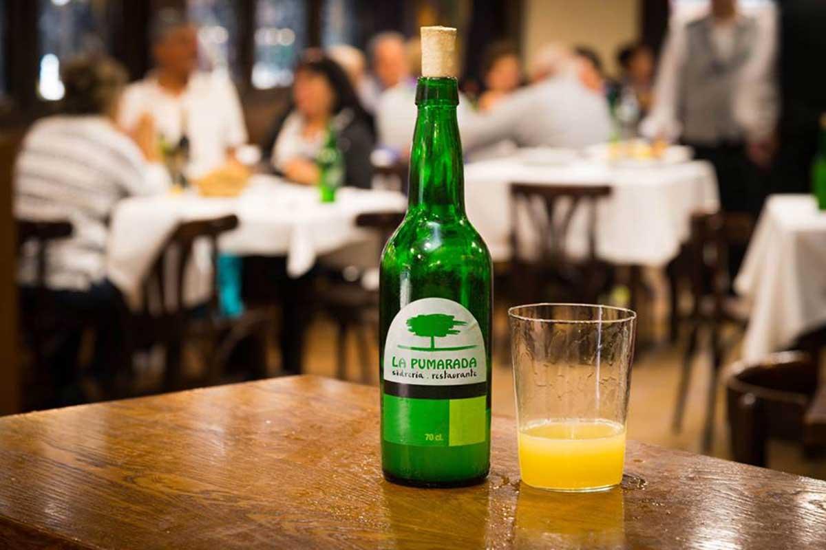 La Pumarada se encuentra en la calle Gascona, en Oviedo (Facebook de La Pumarada)