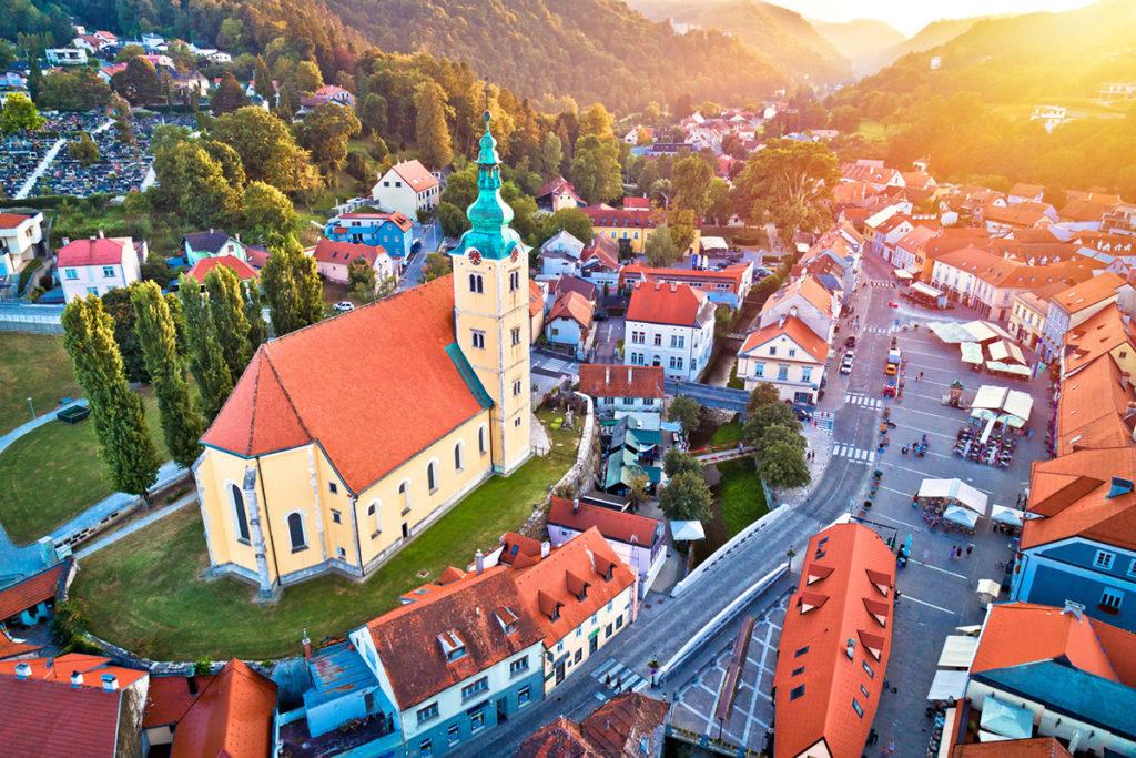 Samobor es conocido por sutradicional carnaval (iStock)