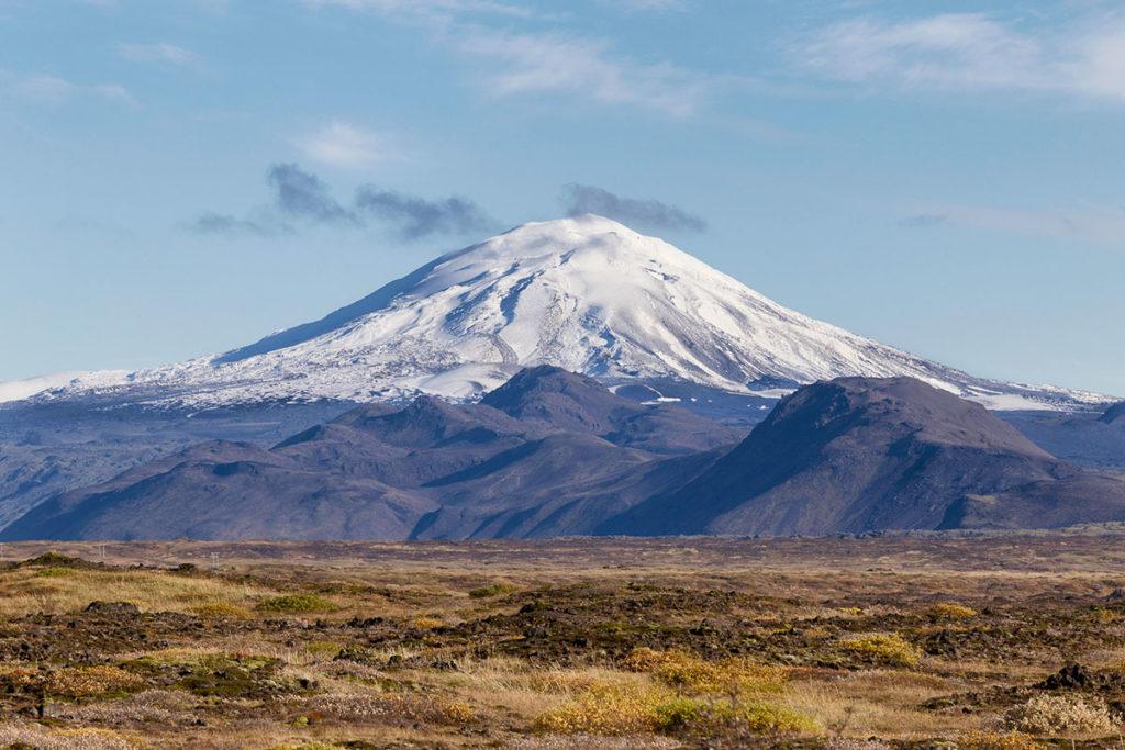 La última erupción del Hekla fue en el año 2000 (iStock)
