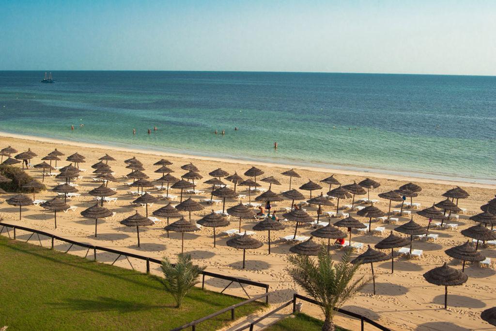 La isla de Djerba está en el Golfo de Gabés (iStock)