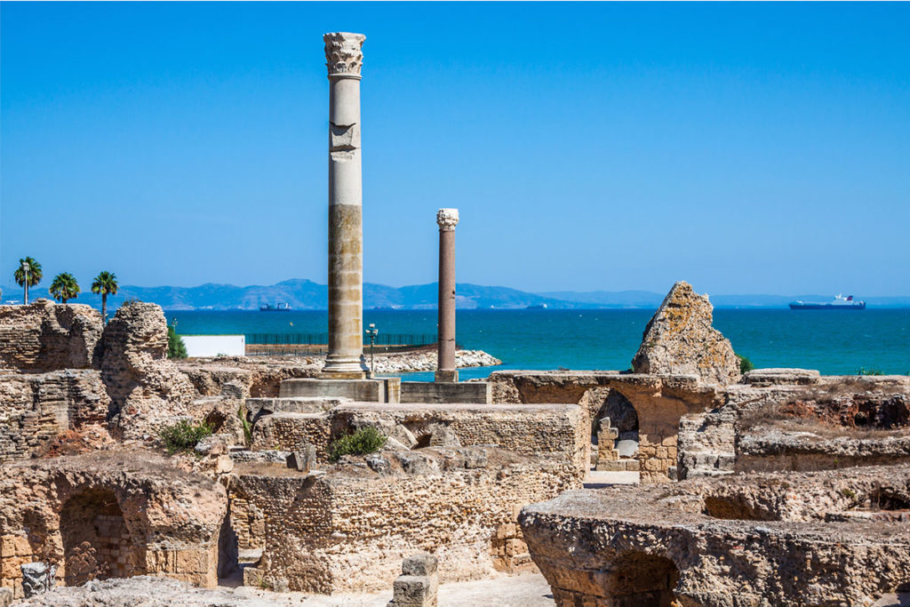 Cartago fue la primera potencia del Mediterráneo (iStock)
