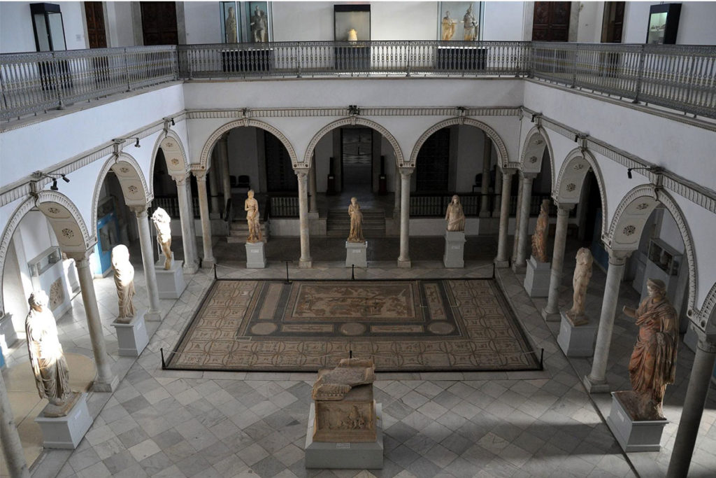 Repasa la historia del país recorriendo el Museo Nacional del Bardo (turismodetunez.com)
