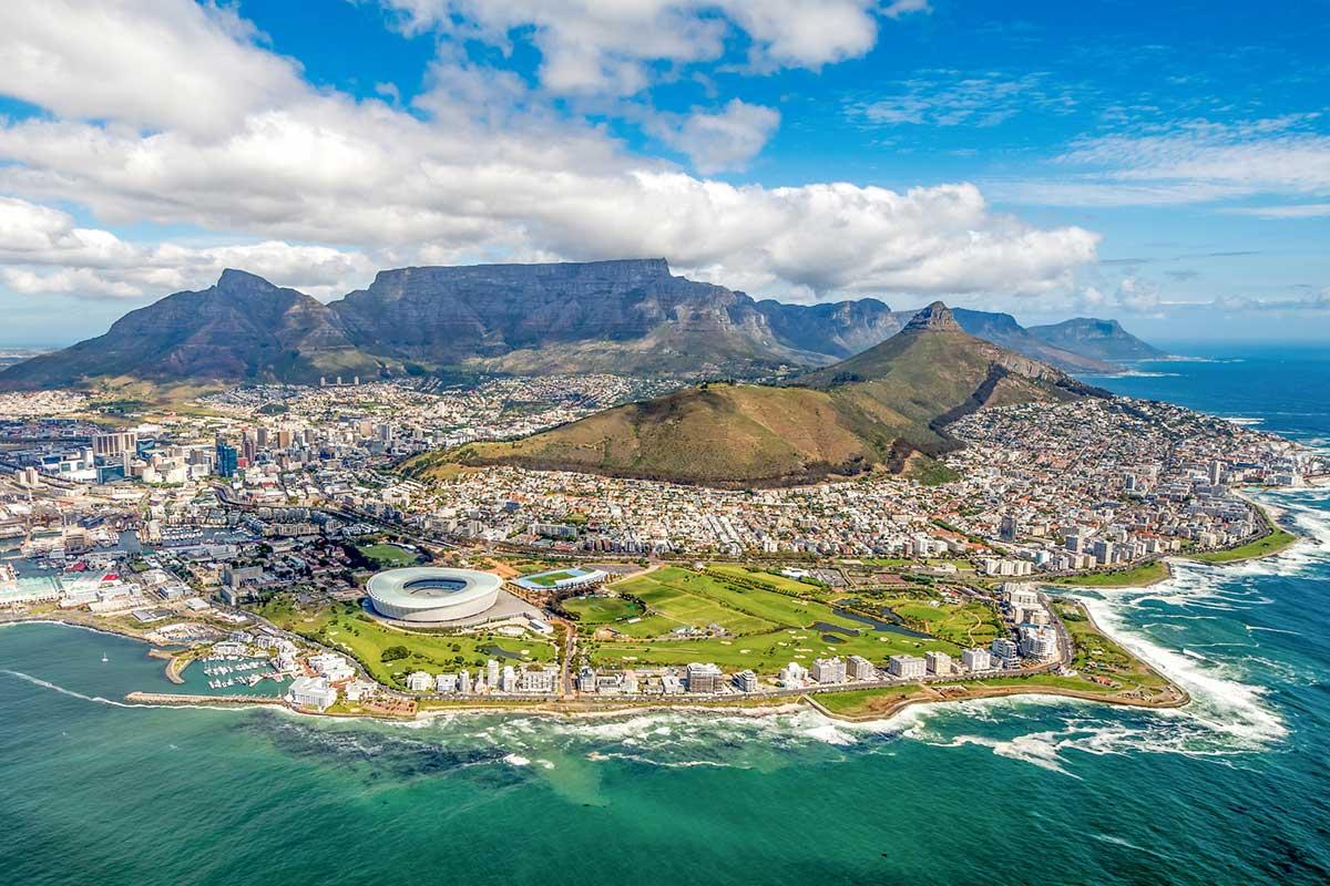 ruta en coche por sudáfrica