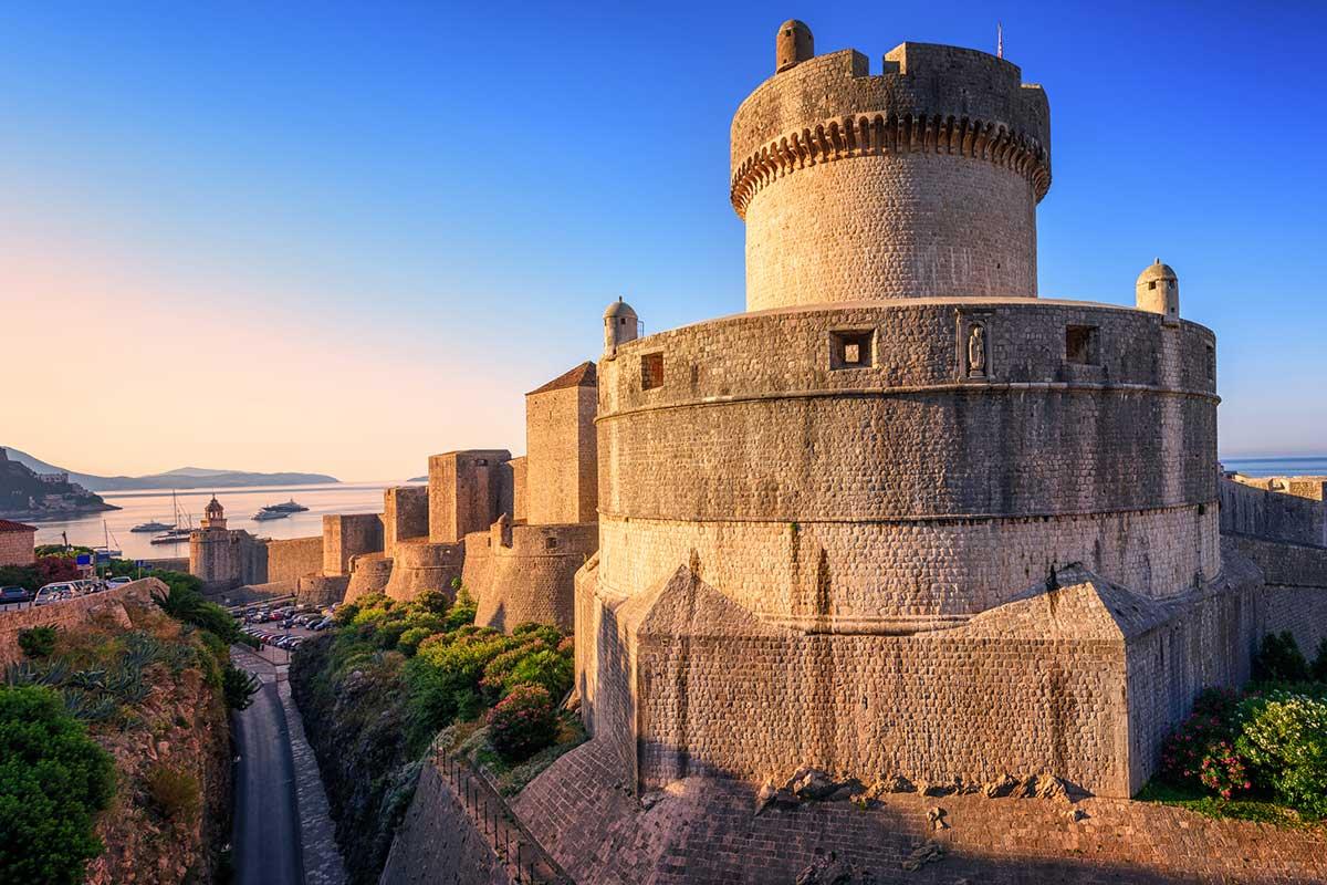juego de tronos croacia