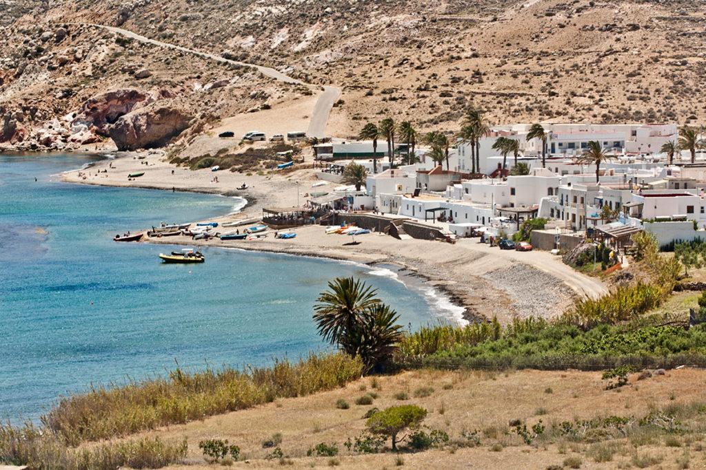 El Parque Natural del Cabo de Gata tiene 50 kilómetros de costa (iStock)
