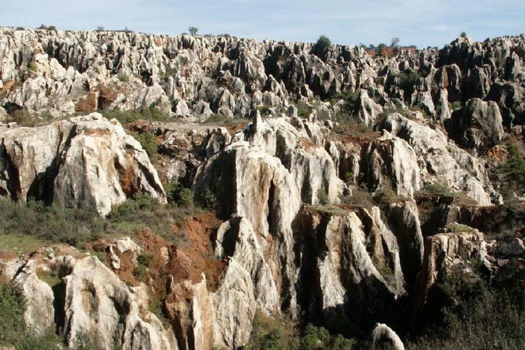 El Cerro del Hierro está a 80 kilómetros de Sevilla (juntadeandalucia.es)