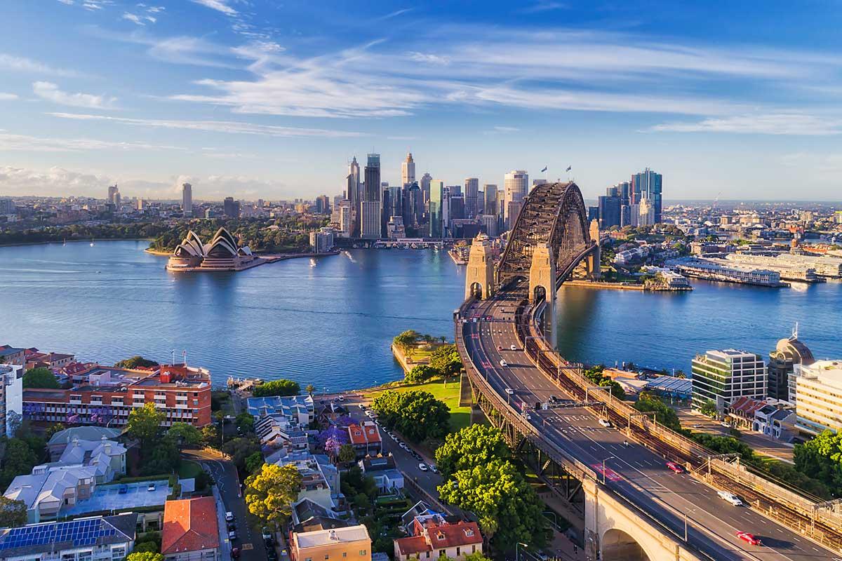 ruta por australia