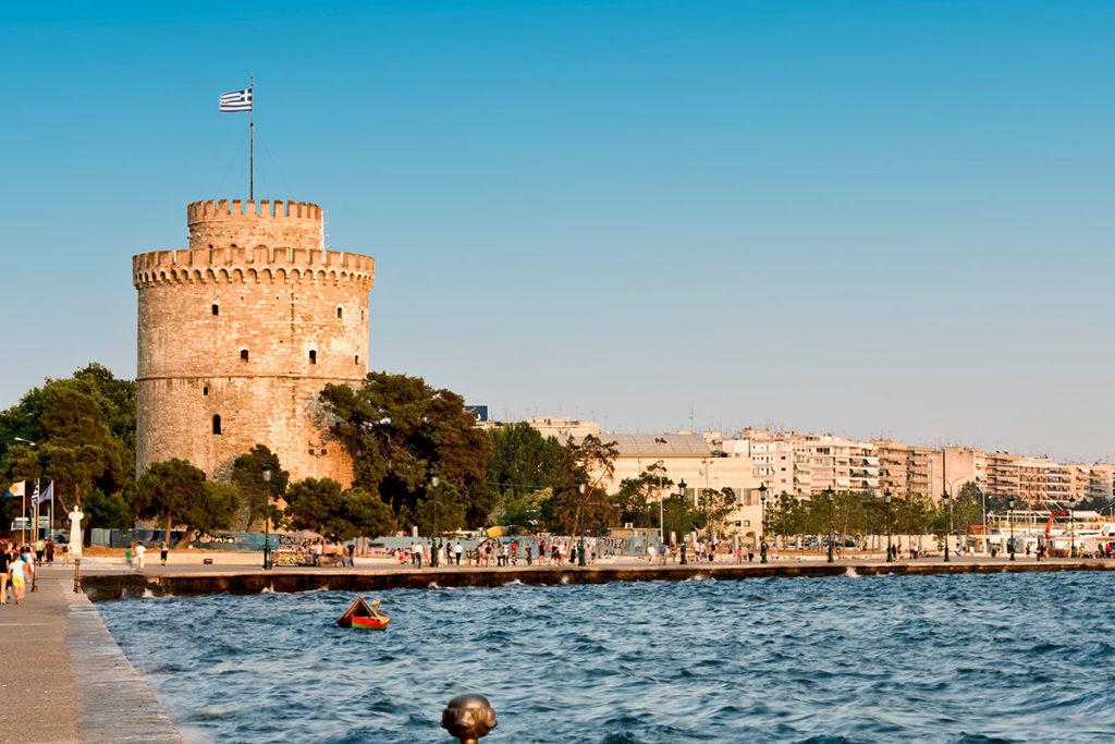 Visita Salónica si haces una ruta en coche por Grecia (iStock)