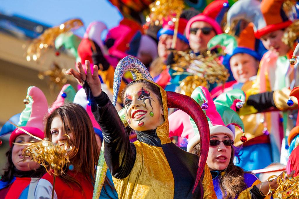 Del 9 de febrero al 5 de marzo se celebra el carnaval de Viareggio (iStock)