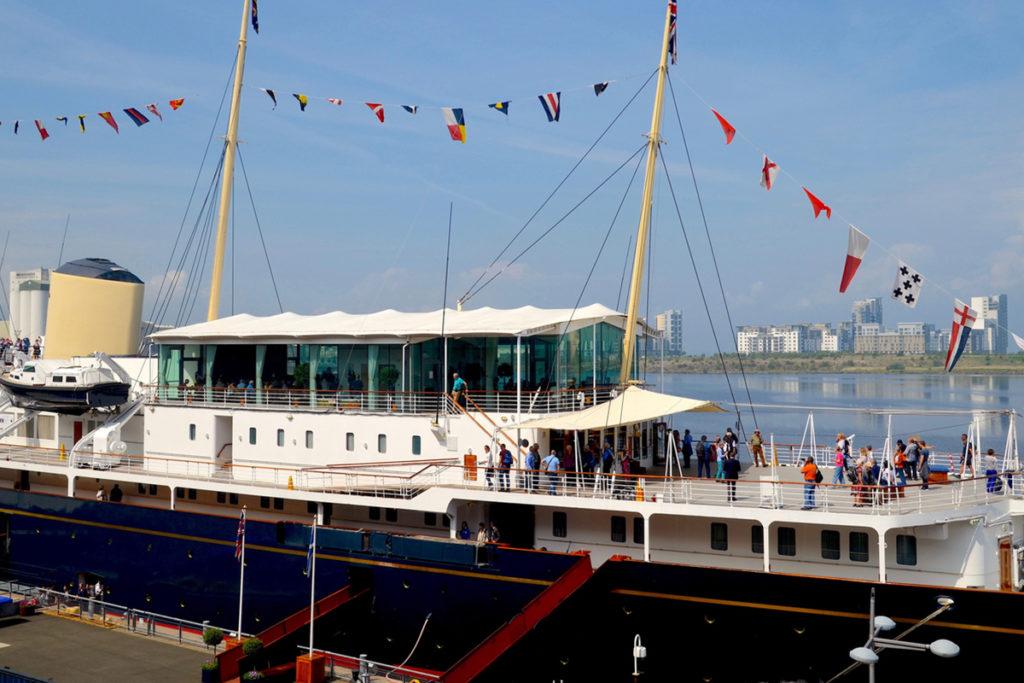 El Royal Yacht Britannia es el buque favorito de la Reina (iStock)