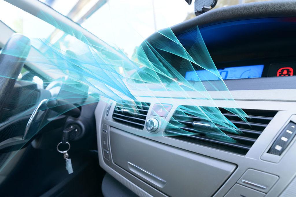 Mantén el coche a una temperatura que ronde los 24º C (iStock)