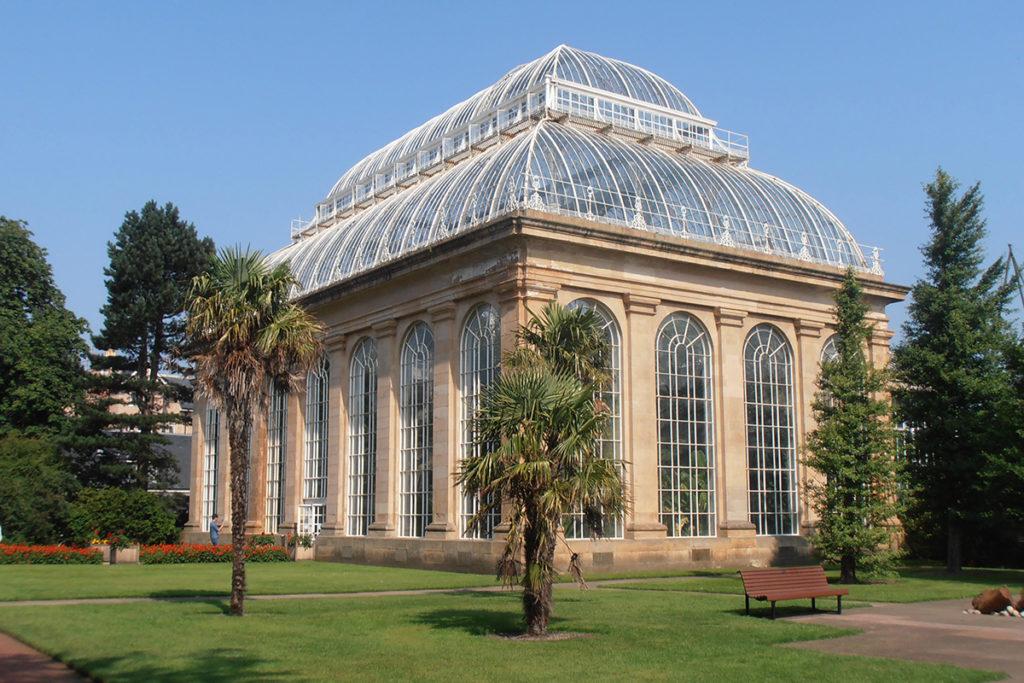 Real Jardín Botánico de Edimburgo (Wikimedia Commons)