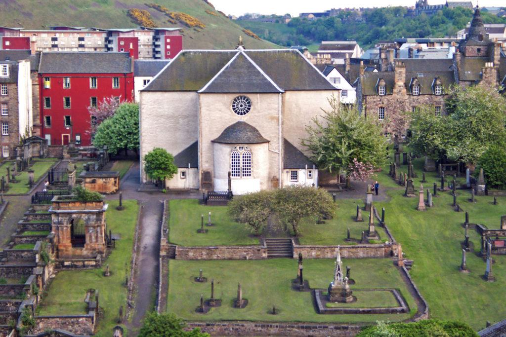 Cementerio de Canongate (iStock)