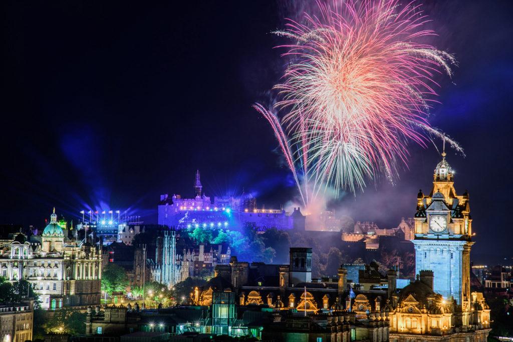 Hogmanay es la palabra escocesa define el último día del año (iStock)