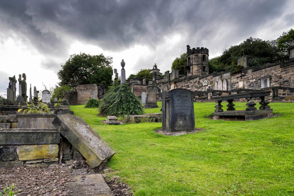 Cementerio Old Calton (iStock)