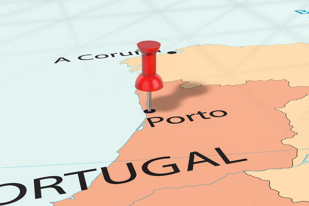 Las comunicaciones entre España y Oporto son excelentes (iStock)