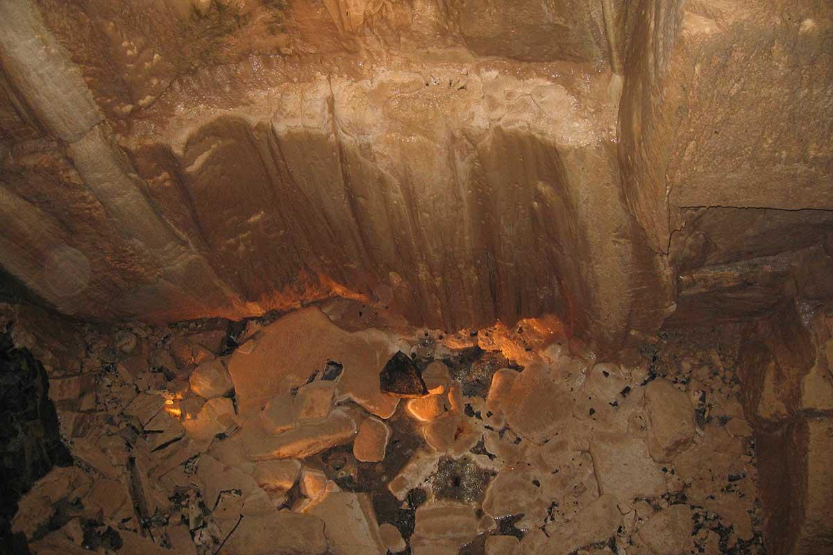 cuevas irlandesas