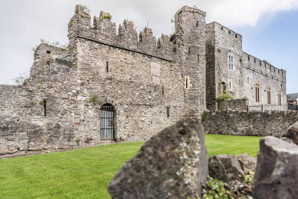 Castillo de Swords (William Murphy, Flickr)