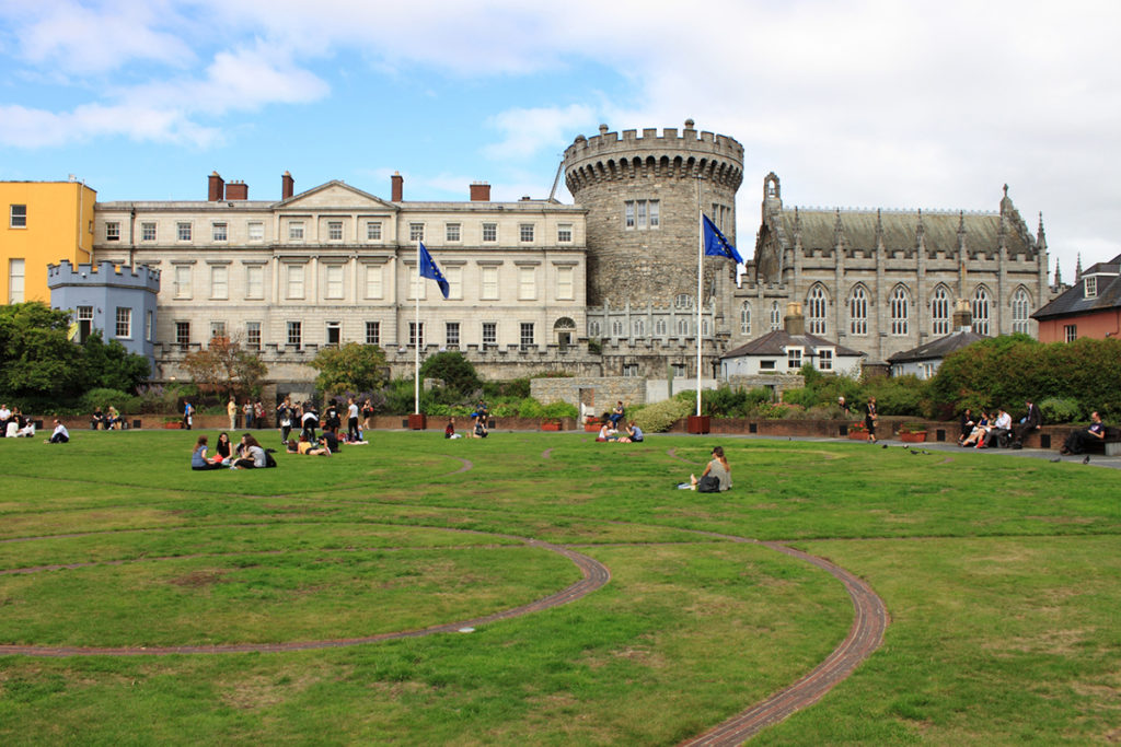 Castillo de Dublín (iStock)